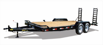 Utility Trailer by Big Tex Trailer